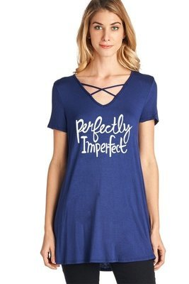 Perfectly Imperfect Top