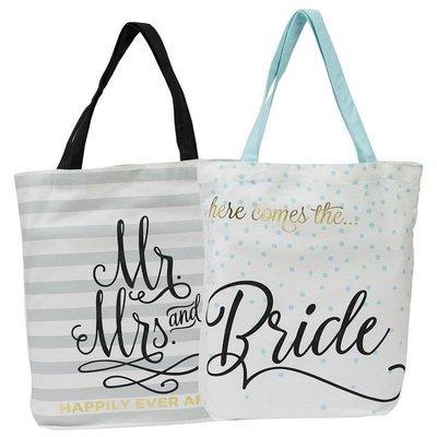 Wedding Shopping Tote