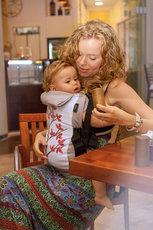 Эргономичный рюкзак  Topatop от 6-ти месяцев до 5-ти лет (toddler)