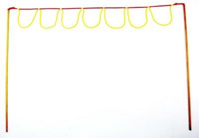 G2) Hundertbubbler 7 füßig deluxe, ab 7 Jahre