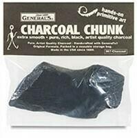Chunk of Charcoal 1.25lb