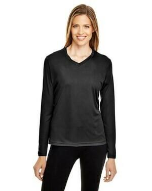 Ladies Zone Performance Long Sleeve T-Shirt