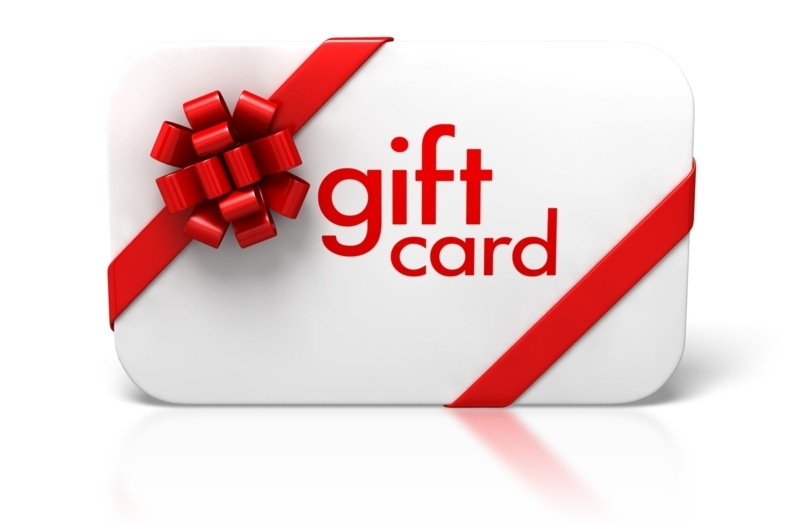 FIT BY RAY Gift Cards