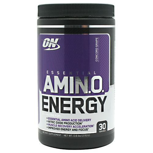 OPTIMUM NUTRITION Essential AMIN.O. Energy Powder