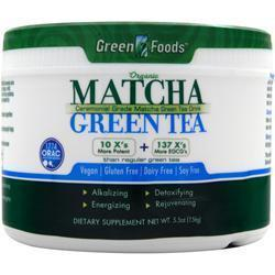GREEN FOODS Matcha Green Tea (with matcha green tea 1000mg)