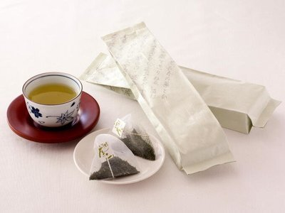 JAPANESE GREEN TEA Sencha Fukamushi Tea (teabags)