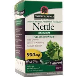 NATURES ANSWER Nettle Leaf
