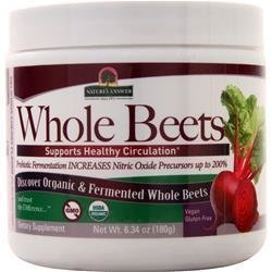 NATURES ANSWER Whole Beets Powder