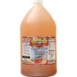 DYNAMIC HEALTH Apple Cider Vinegar (with mother organic raw)