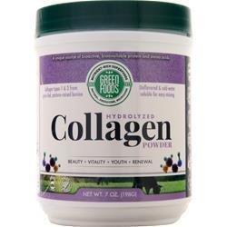 GREEN FOODS Hydrolyzed Collagen Powder