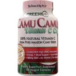 GREENS PLUS Camu Camu Vitamin C