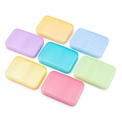 PILLBOX Pocket Size Pill Box