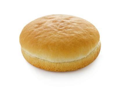 Rustiek hamburger bun 24 x 105g (2362)