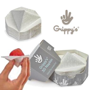 Grippy's 3D servet 100st