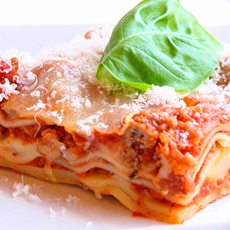 Lasagne Bolognese 500gr FL