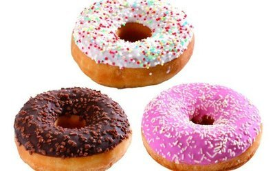 Mini donuts mix 90x22g BDO