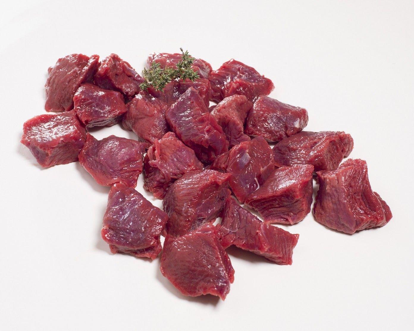 Ree edelgoulash 2,5kg prijs/kg