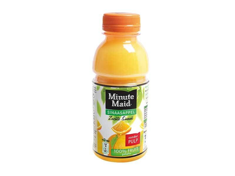 Minute maid pet sinaas 24 x 33cl