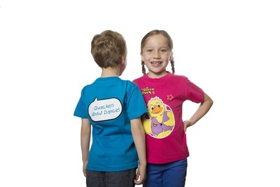 Child`s T shirt (Blue)