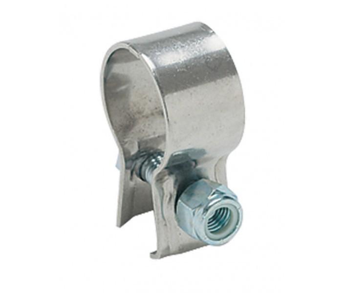 Stainless steel clamp for post mount tube led lighting