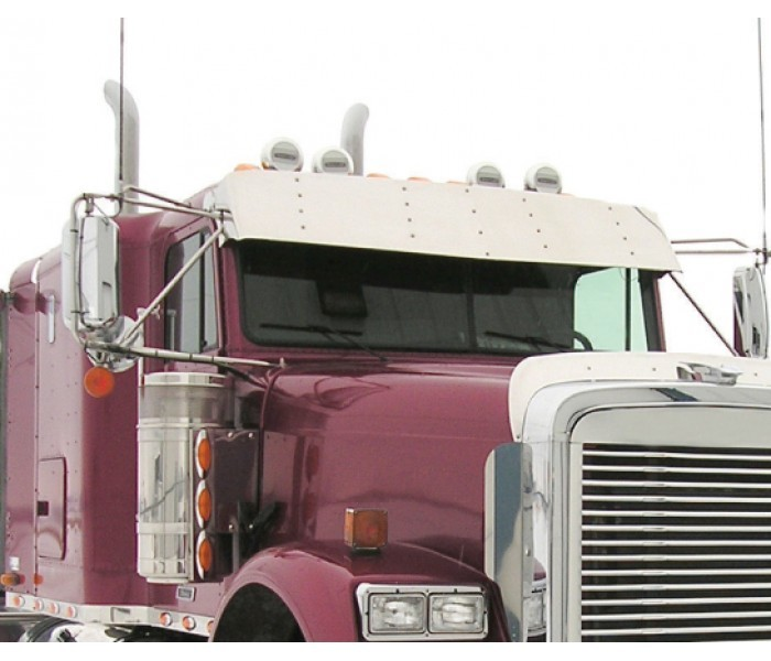 Chrome Bumpers For Fld 120 : Freightliner fld chrome accessories go carz