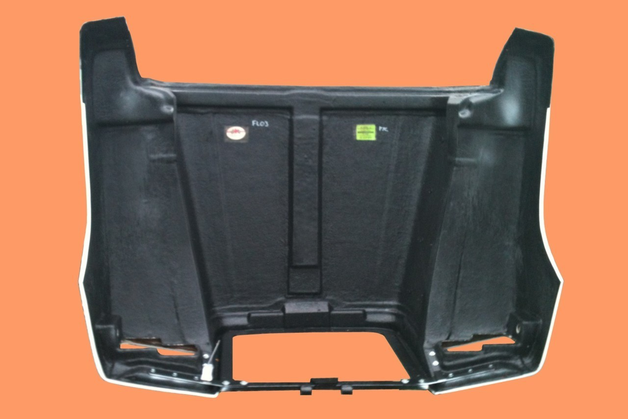 Fld 120 Accessories : Freightliner fld sba up hood free shipping
