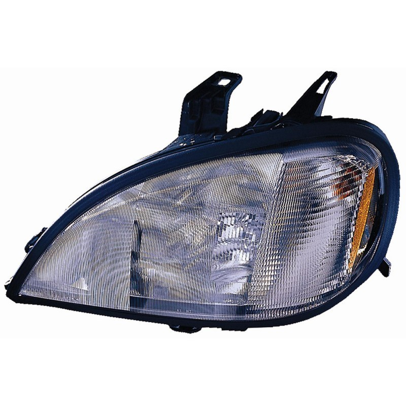 Picture Of Big Rig Headlights : Freightliner columbia headlight driver and