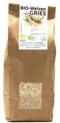 BIO Weizen Grieß