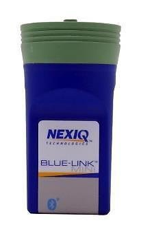 Nexiq Blue Link Mini BlueTooth Apple iOS or Android Heavy Truck Code Reader 126015