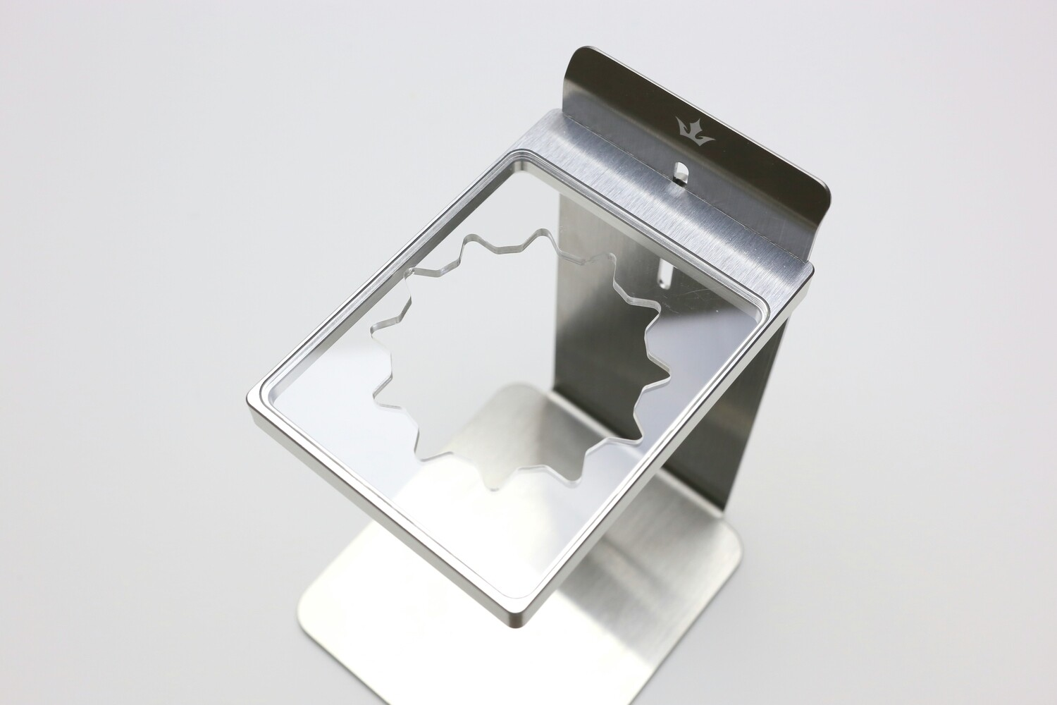 Acrylic Dripper Plate, 58mm (Clear) for MaikoDrip Coffee Stand
