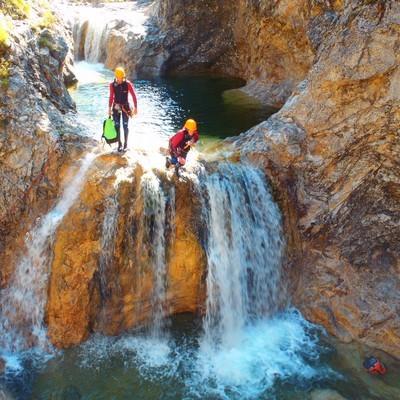 Canyoning Halbtagestour: Stuibenfälle