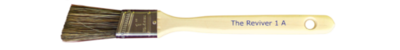the reviver paint brush - 1 inch angled