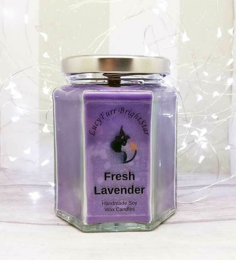 Fresh Lavender Candle