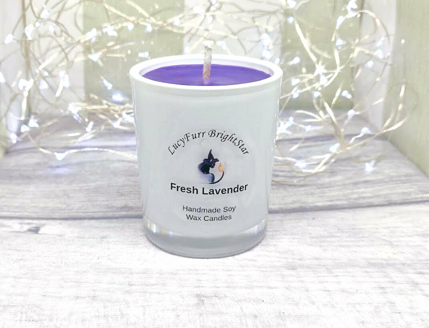 Fresh Lavender Soy Candle
