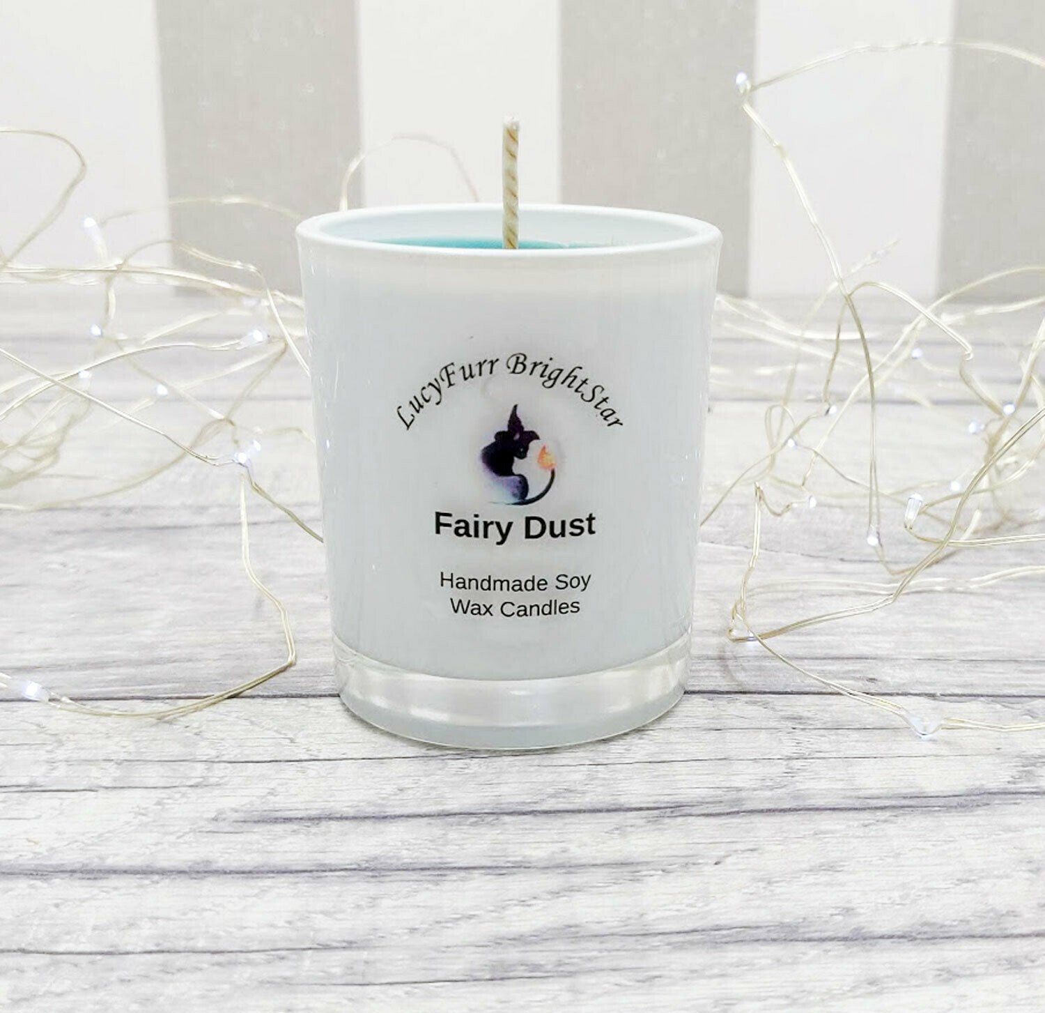 Fairy Dust Candle
