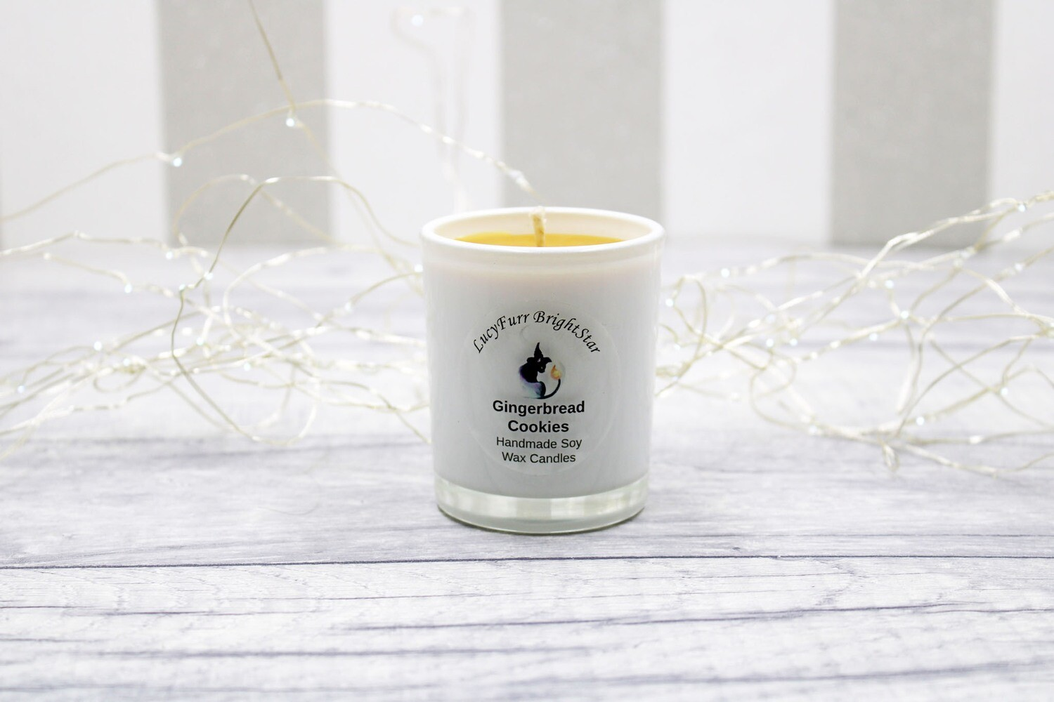 Gingerbread Cookies Candle