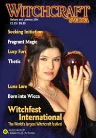 Witchcraft & Wicca Magazine Issue 9