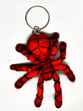 Spider Sml Red