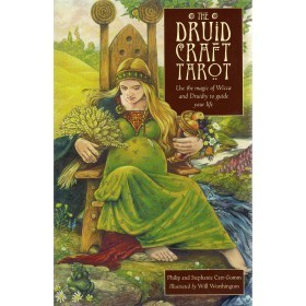 The Druid Craft Tarot - Cards and Book Set