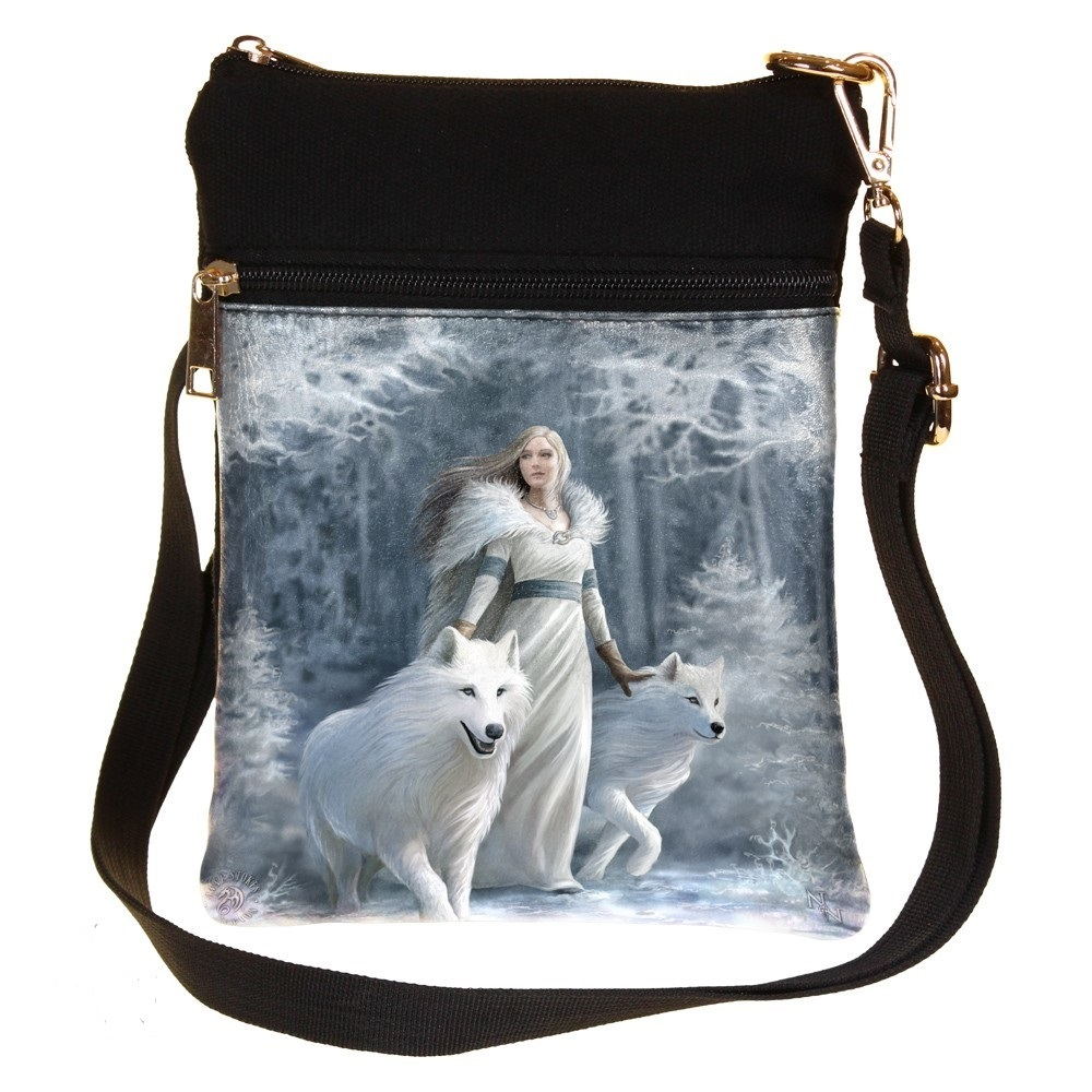 Winter Guardians- Cross Body Bag
