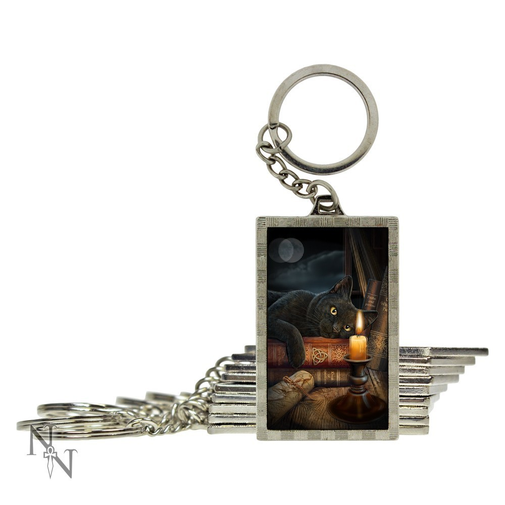 Witching Hour 3D Keyring