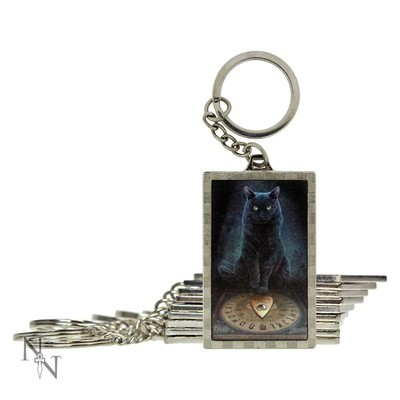 His Masters Voice 3D Keyring