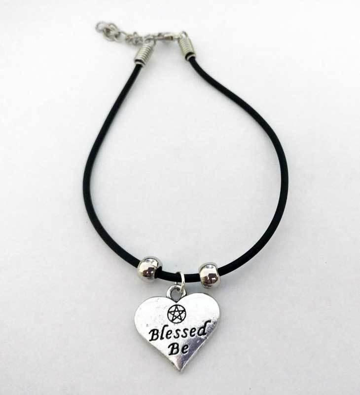 Blessed Be Charm Bracelet