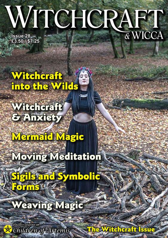 Witchcraft & Wicca Magazine Issue 28