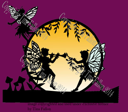 Fairy Time 7 SVG FORMAT