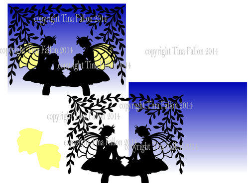 Fairy Time 9 SVG FORMAT