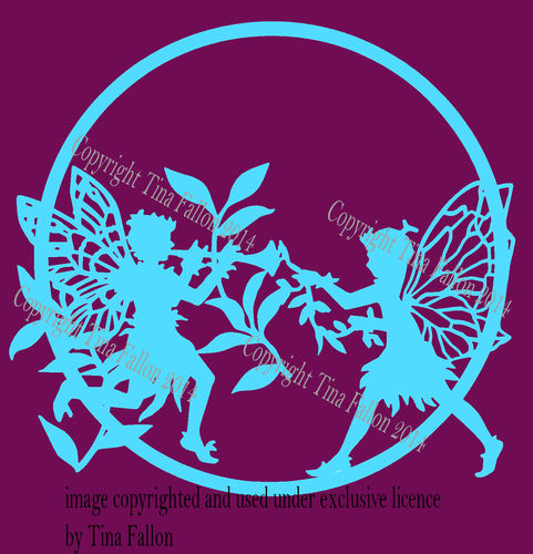 Fairy Time No 8. SVG FORMAT