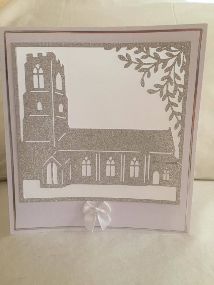 Church Card template - studio file    Christmas, Religion, etc