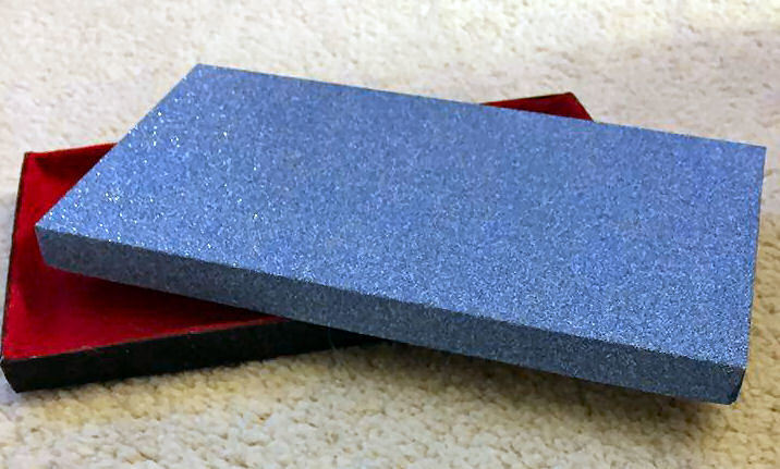 Card Box approx 4 x 8 x 0.5 inches - can be scaled up or down in size