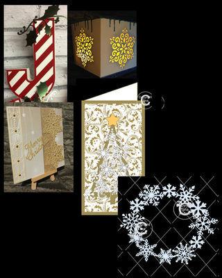 Christmas Snowflake Collection
